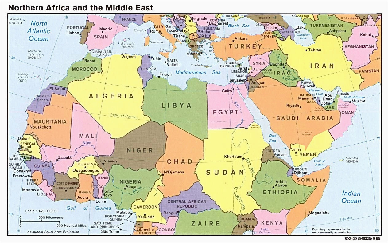 Georgia Middle East Map Printable Map Middle East Awesome