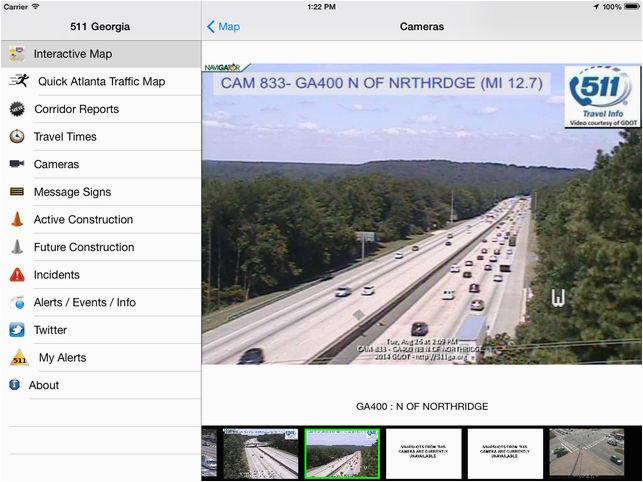 511 georgia atlanta traffic on the app store