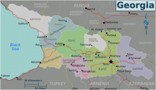 georgia country travel guide at wikivoyage