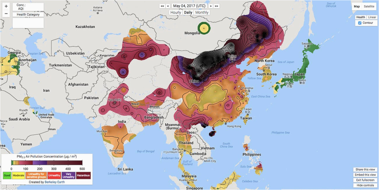 beijing air pollution is more unhealthy than cigarettes inverse