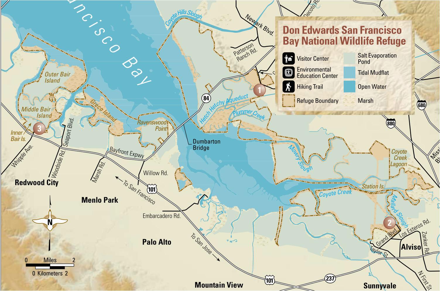 don edwards san francisco bay national wildlife refuge wikipedia
