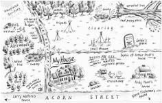 7 best maps mine images map illustrations blue prints cards