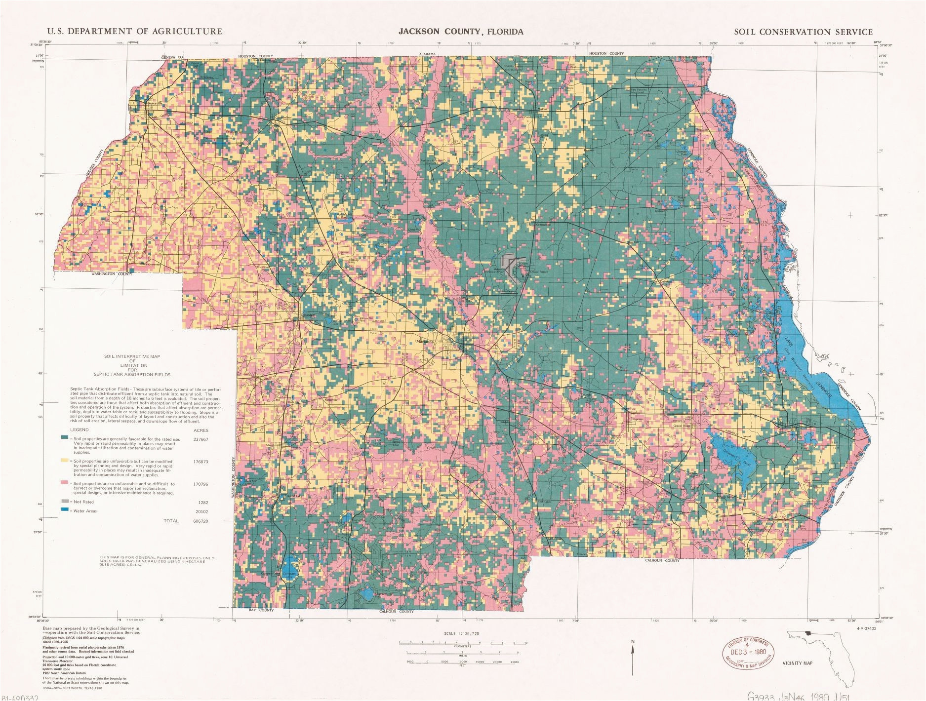Jackson County Colorado Map Us District Court Map Florida ...