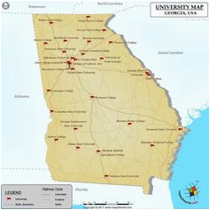 Map Of Jesup Georgia.Jesup Georgia Map 21 Best State Map Usa Images State Map Georgia Usa