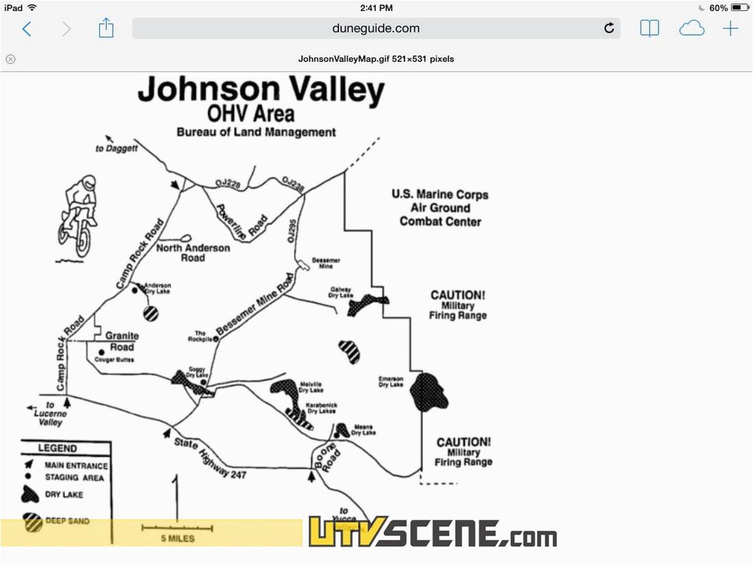 ride spot johnson valley ohv park california utv scene magazine