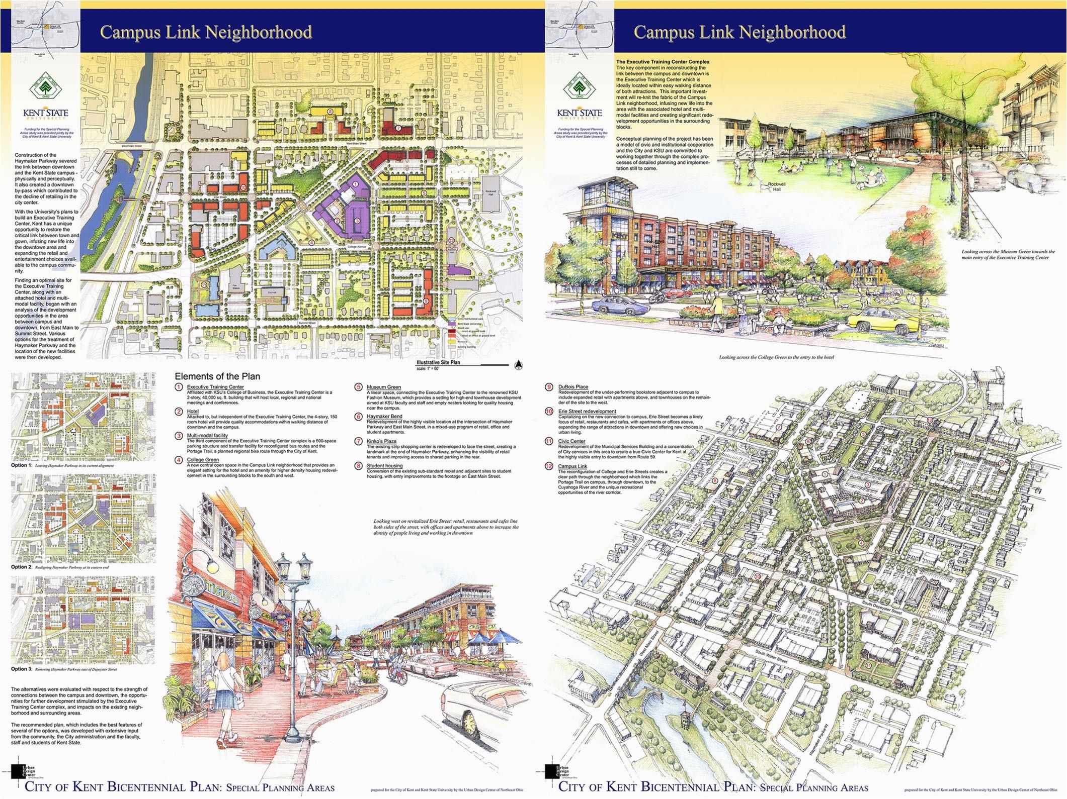 city of kent ohio comprehensive plan