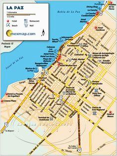 11 best maps of baja images on pinterest mexico destinations