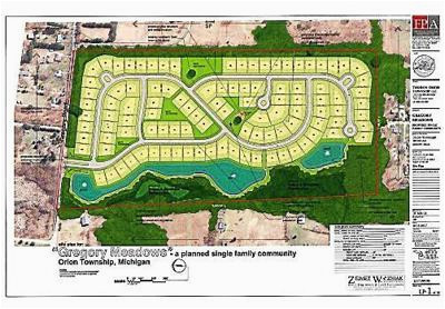orion township agrees to consent judgement on gregory road