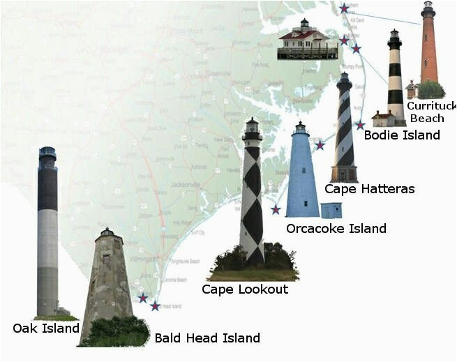 Lighthouses In north Carolina Map 1806 Best Travel Images On ... on george lighthouses map, new york lighthouses map, puerto rico lighthouses map, buffalo lighthouses map, arizona lighthouses map, pacific coast lighthouses map, new england lighthouses map, seattle lighthouses map, boston lighthouses map,