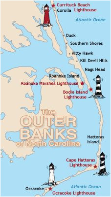 Lighthouses In north Carolina Map 522 Best north Carolina Lighthouses Images north Carolina