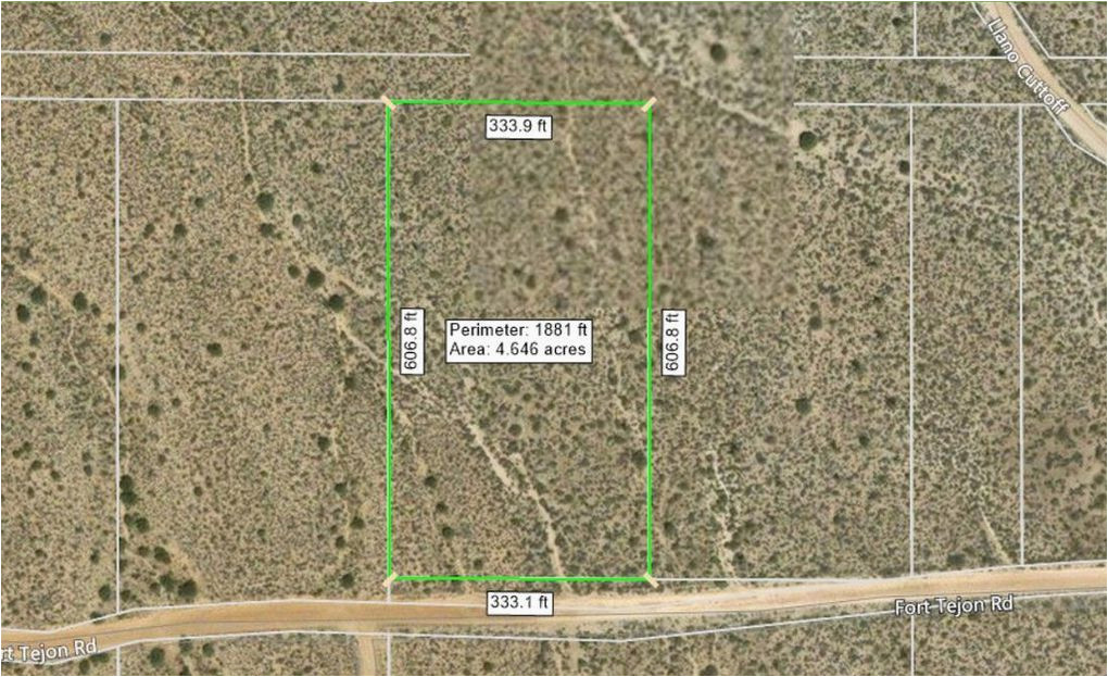 19300 193rd st e and fort tejon rd llano ca 93544 land for sale