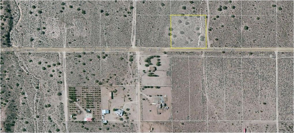 22300 e fort tejon drt vic 223 llano ca 93544 land for sale