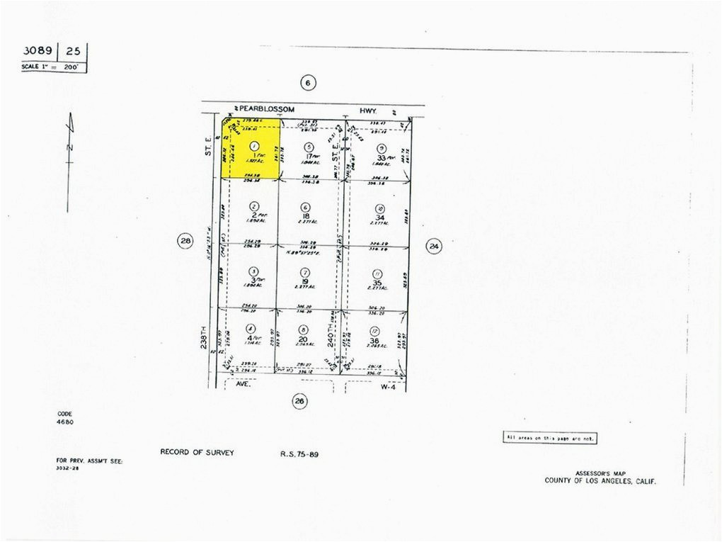 238 st e pearblossom hwy llano ca 93591 land for sale and real