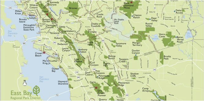 los angeles california map maps directions