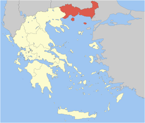 Macedonia Ohio Map Eastern Macedonia and Thrace Wikiwand