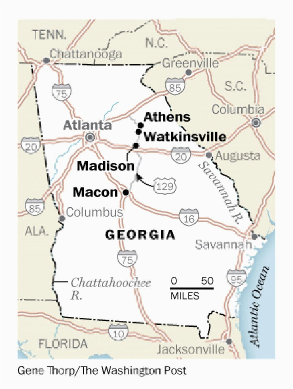 georgia s antebellum trail meandering through the towns that