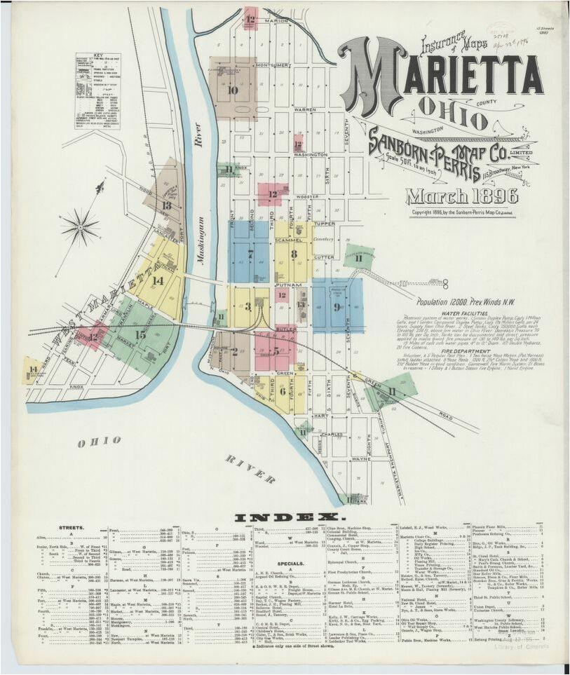 Map Fremont Ohio   secretmuseum