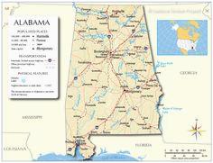 25 best alabama the beautiful maps images sweet home alabama