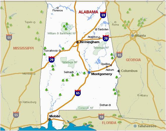 alabama state parks map compressportnederland