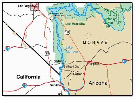 map of arizona s highways only city oatman oatman arizona