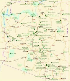 scottsdale map maps directions