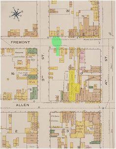 Tucson Arizona Karte.Map Of Arizona Tombstone Secretmuseum