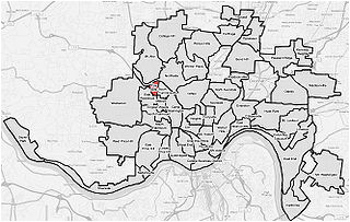 Map Of Cincinnati Ohio Suburbs Villages at Roll Hill Cincinnati Wikipedia