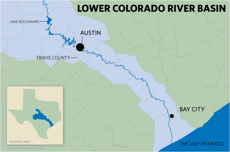 texas colorado river map business ideas 2013