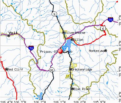 silverthorne colorado co 80497 profile population maps real