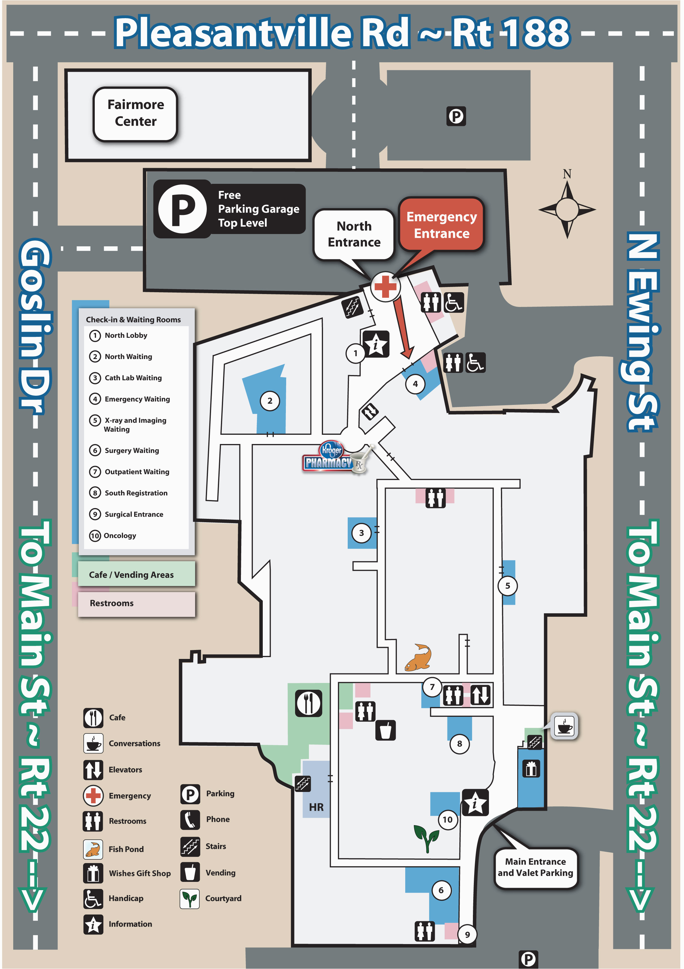 fmc map fairfield medical center lancaster ohio