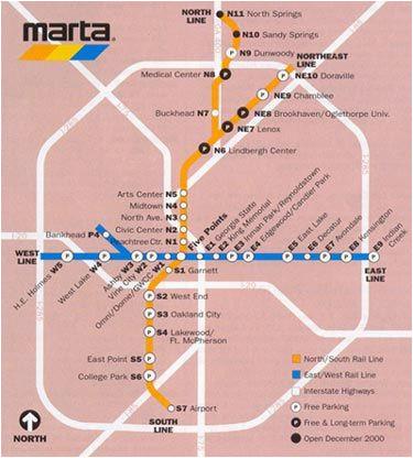 marta atlanta ga marta map getting to the stadium falcons