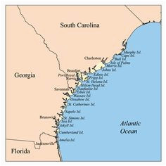 92 best georgia beaches images destinations trips vacations