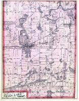 jackson county 1874 michigan historical atlas
