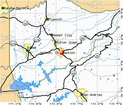 jackson california photos maps news traveltempters