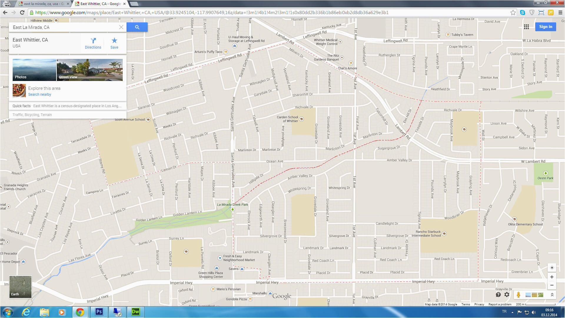 map of redondo beach california massivegroove com