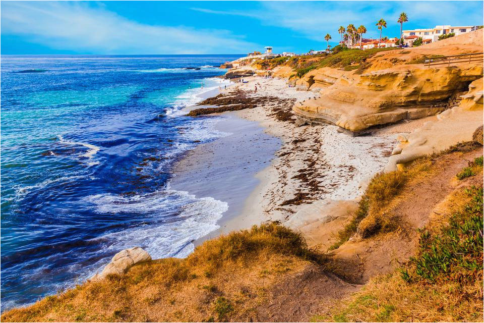 walking tour of la jolla california