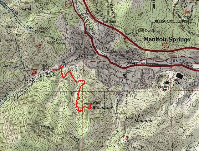 red mountain hiking pinterest hiking mountains and mountain