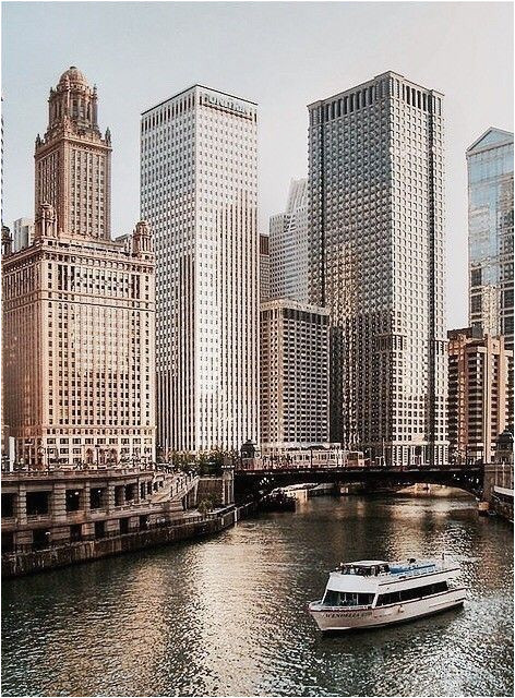Map Of Michigan Avenue Chicago Pin by Ana Elija Milovanovia On World Map In 2018 Pinterest
