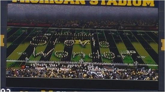 michigan stadium picture of michigan stadium ann arbor tripadvisor