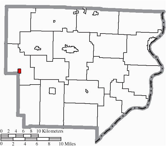 Map Of Monroe Ohio File Map Of Monroe County Ohio Highlighting Stafford Village Png