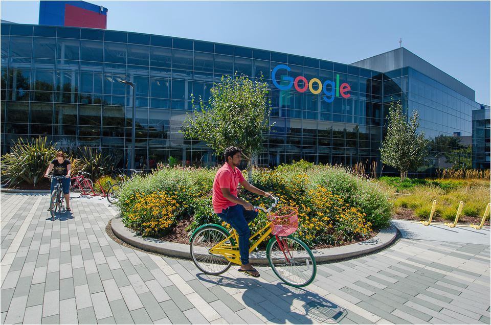 how to visit the googleplex in mountain view ca