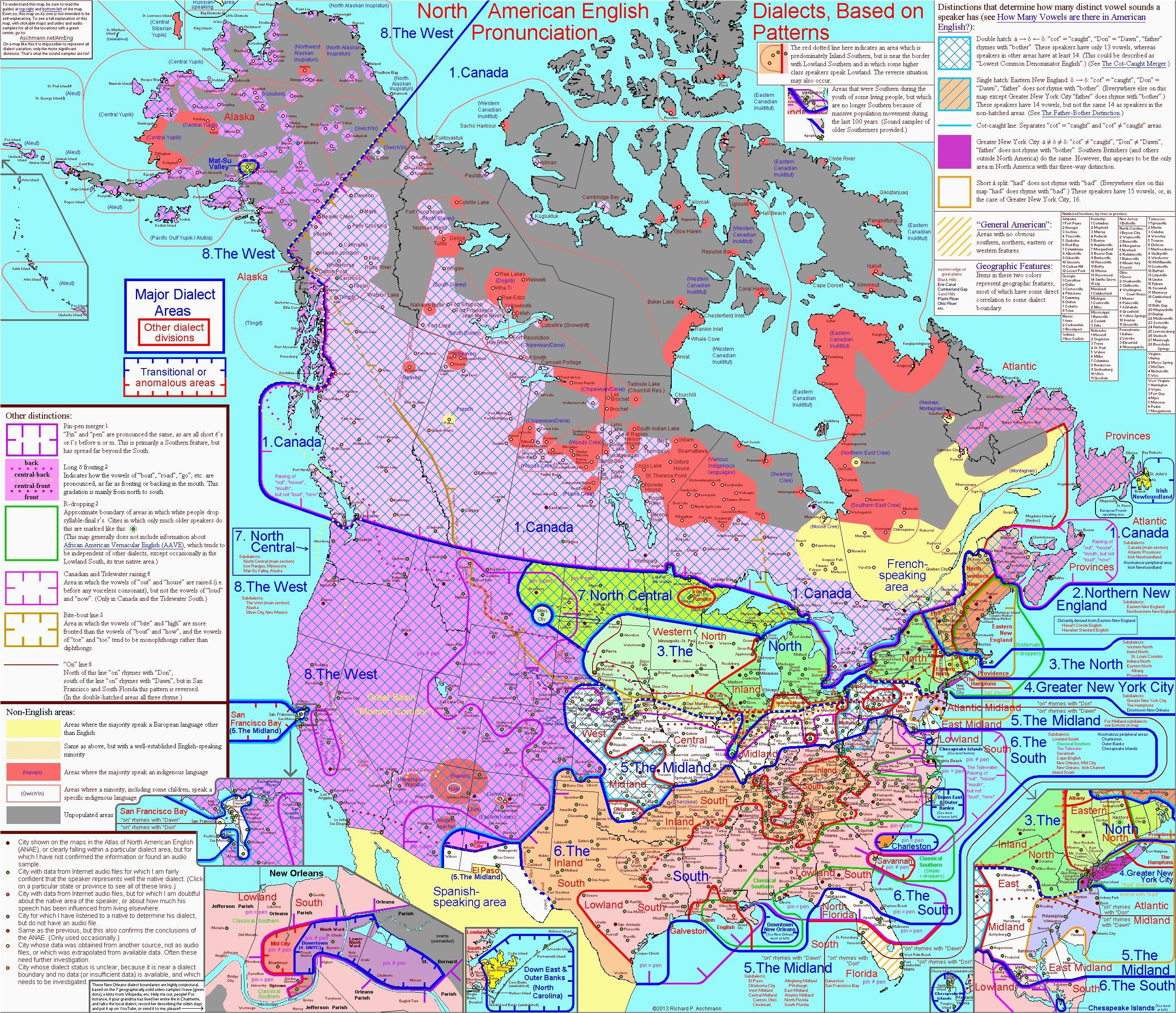 Map Of North America With States.Map Of North East Ohio United States Map East And West New Map North