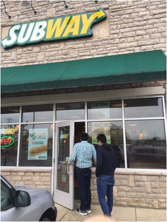 subway pataskala 9313 columbia rd sw restaurant reviews phone