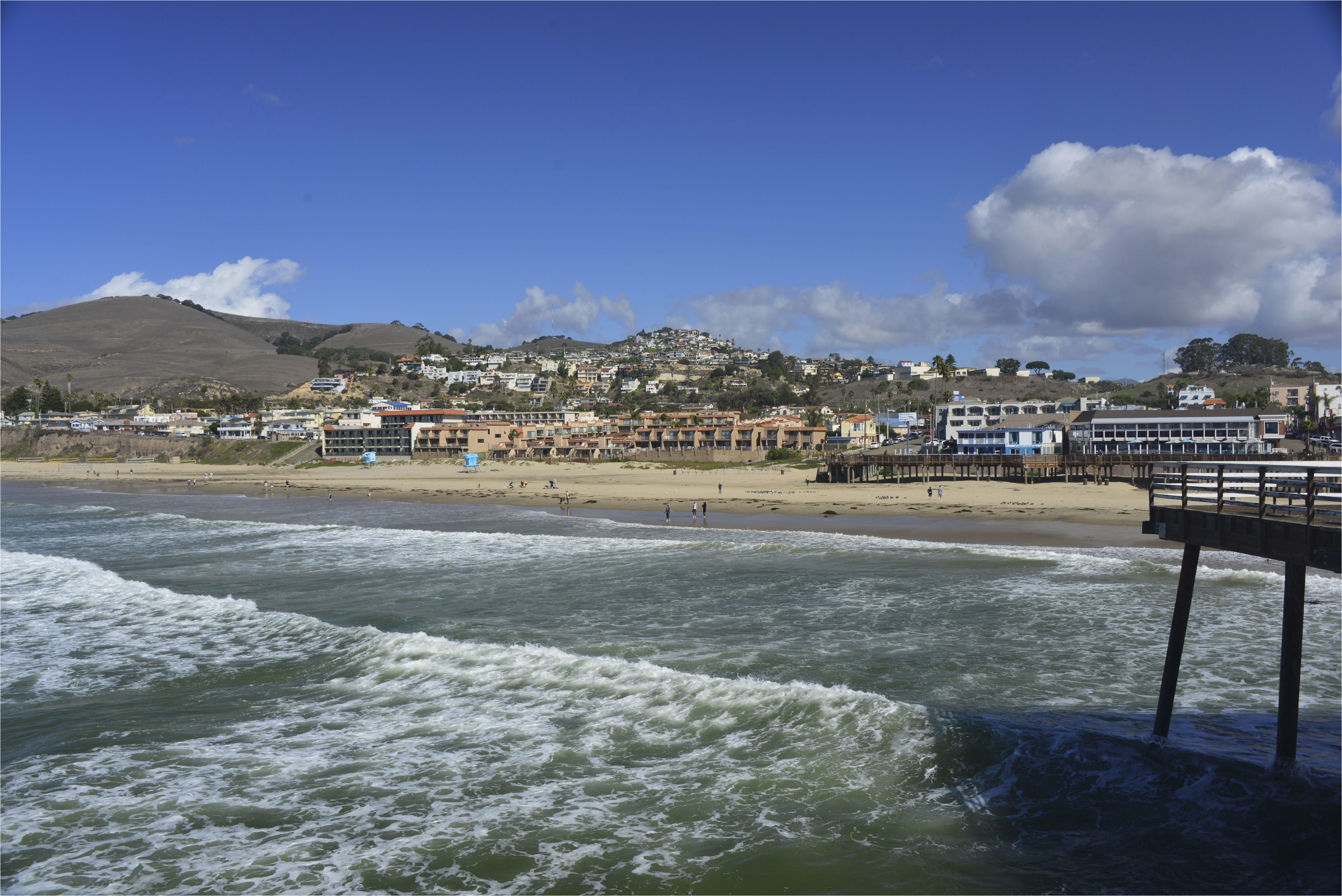 pismo beach california vacation planning guide