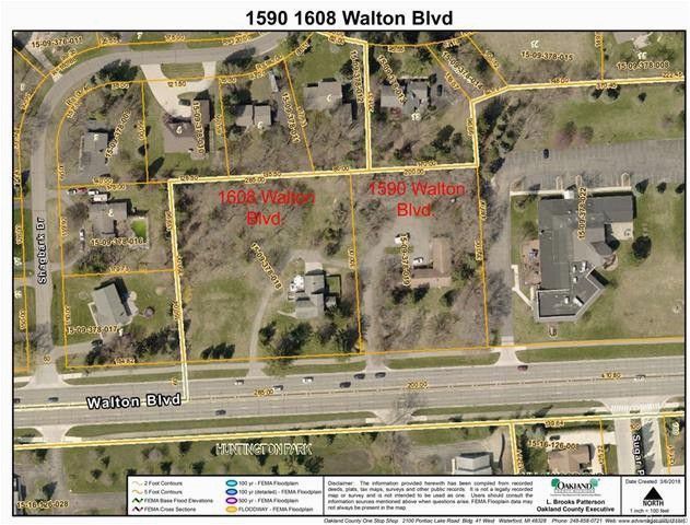 1608 walton blvd rochester hills mi 48309 land for sale and real