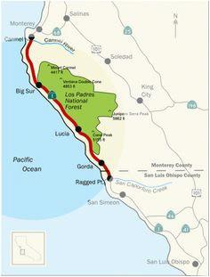 168 best highway 1 pacific coast highway california images