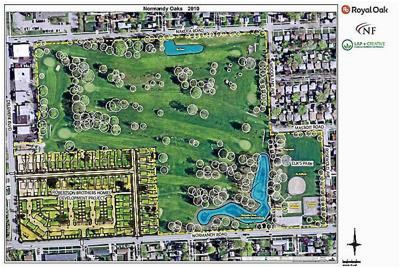 task force identifies park features for normandy oaks in royal oak