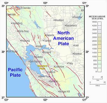 hayward fault zone wikipedia
