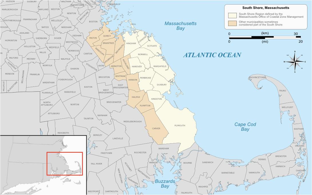 south shore massachusetts wikipedia