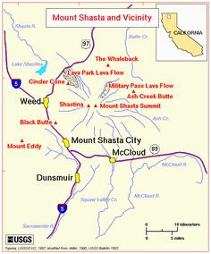 46 best maps mt shasta area images on pinterest blue prints